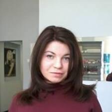 Profil utilisateur de Kseniya