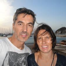 โพรไฟล์ผู้ใช้ Anne & François