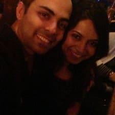 Profil utilisateur de Varun & Deepti