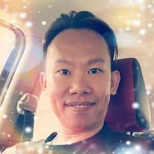 Profil utilisateur de Kheng Leang