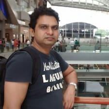 Nutzerprofil von Dushyant