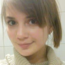 Дарья - Uživatelský profil