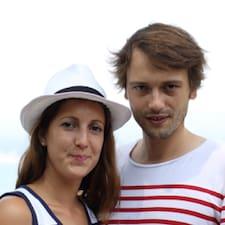 Nutzerprofil von Agathe & Romain