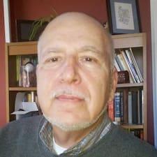 Nicholas V. felhasználói profilja