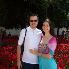 Tania And Nicolas User Profile