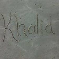 Perfil do utilizador de Khalid