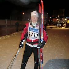 Kristine Hockauf Brugerprofil