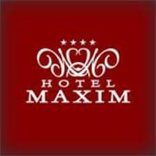 Perfil de usuario de Maxim