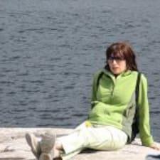 Profil utilisateur de Ghalia
