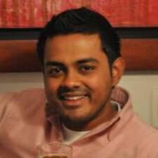 Profil utilisateur de Karthick