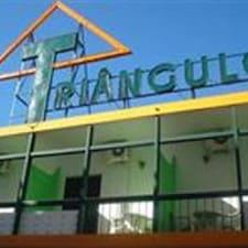 Triangulo ist der Gastgeber.