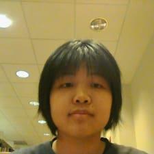 Nutzerprofil von Jiao