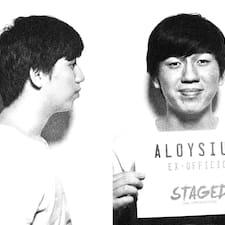 Aloysius User Profile