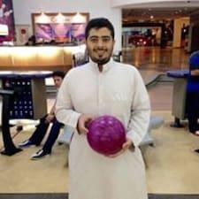 Henkilön Mohammed käyttäjäprofiili