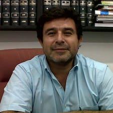 Användarprofil för Juan Domingo