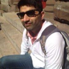 Användarprofil för Aditya S