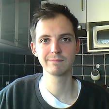 Gebruikersprofiel Nicolas