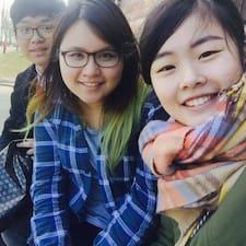 Ching - Uživatelský profil