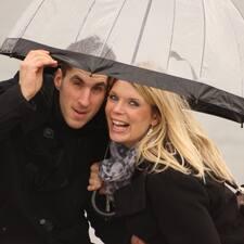 Profil utilisateur de Helene & Mickael