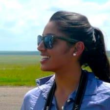 Viveka felhasználói profilja