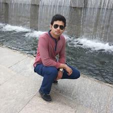 Perfil do usuário de Priyank