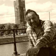 Kieron User Profile