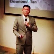 Gebruikersprofiel Desmond