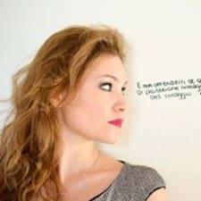 Sara Gioia User Profile