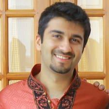Profil utilisateur de Rushabh