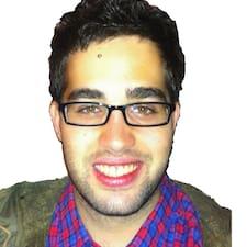 Profil utilisateur de Josue