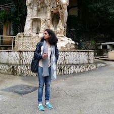 Rupini User Profile