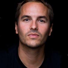Bernat felhasználói profilja
