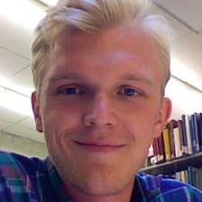 Profil utilisateur de Ludvig
