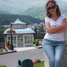 Mihaela - Uživatelský profil