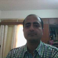 Anand User Profile