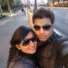 Profil korisnika Sujeet & Jolyn