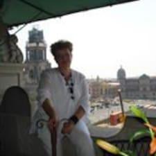 โพรไฟล์ผู้ใช้ María Antonieta