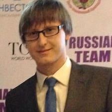 Владимир的用戶個人資料