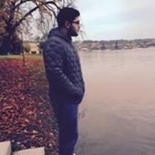 Hamzah felhasználói profilja