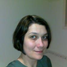 Profil utilisateur de Mirela