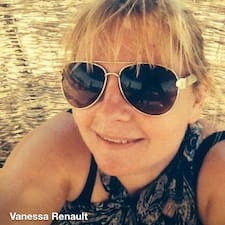 Perfil de usuario de Vanessa