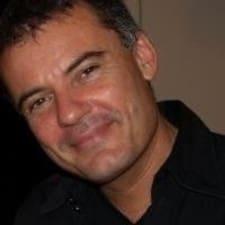 Gino felhasználói profilja