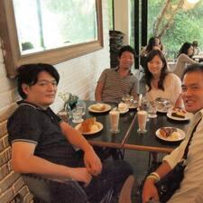 Kenji @ JP'S Counter es el anfitrión.