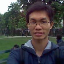 Användarprofil för Kin Yun