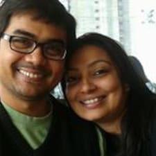Profil utilisateur de Priyamvada