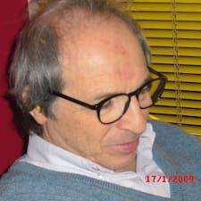 Pascale felhasználói profilja