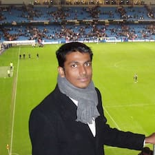 Ravishankar felhasználói profilja