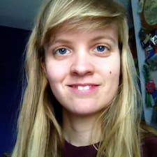 Henkilön Emily käyttäjäprofiili