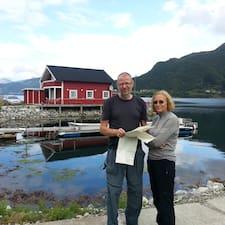 Anne & Jørn คือเจ้าของที่พัก