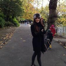 Fabiola felhasználói profilja